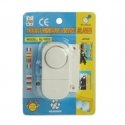 Window/Door Alarm contacts