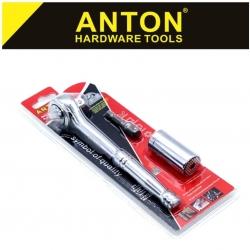 Socket Set Universal Grip Anton