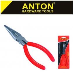 Long Nose Plier Std. Red 150mm Anton
