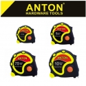 Tape Measure 10m x 25mm Anton