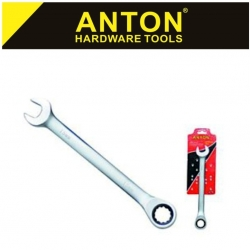 Geared Wrench 17mm Anton