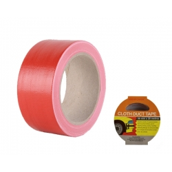 Cloth Duct Tape Red 50mm x 20m
