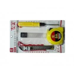 Convenient Tool Set 4 Piece