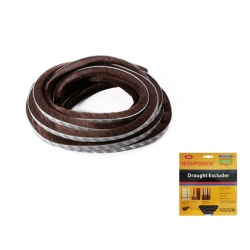 Draught Extruder 0.9mm X 5m BROWN