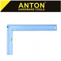 Aluminium Tri Square Anton 500mm