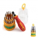Screwdriver Mini Bit Set Jewelers 31Pc