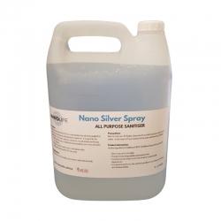 Nano Silver Spray All Purpose Sanitiser 5L