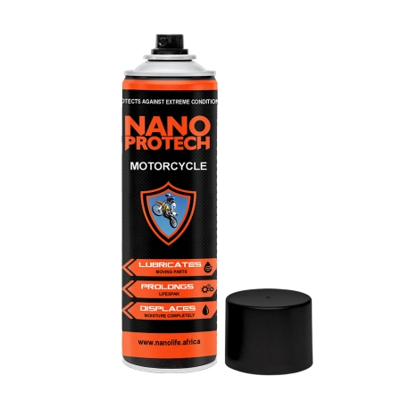 NanoProtech Aerosol Motorcycle 120ml