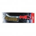 Wire Brush Plastic Handle