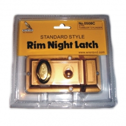 Latch Night Bird 0508