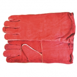 Glove Welders 33cm Red