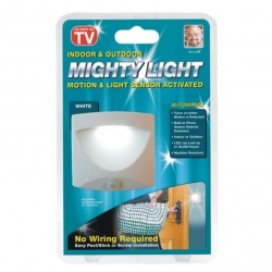 Light Mighty Light Motion Sensor Led