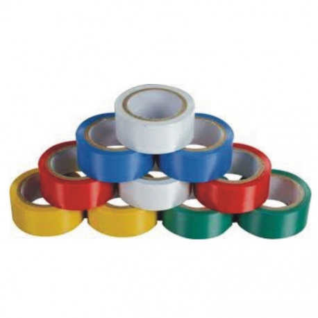 Tape Insulation Red 0.13 x 18 x 20m