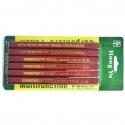 Pencil Carpenters Pencil 12Pce