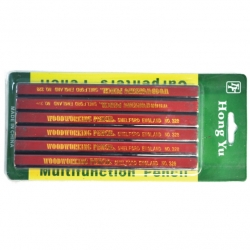 Pencil Carpenters Prof 12Pce